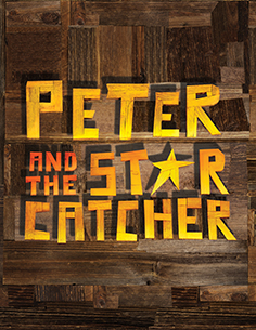 Peter and the Starcatcher Program Cover
